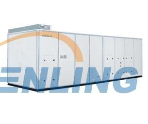 Air conditioning unit for painting industry