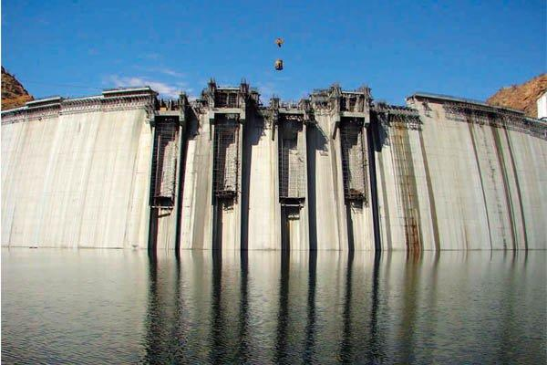 Ethiopia Tekeze Hydropower Plant