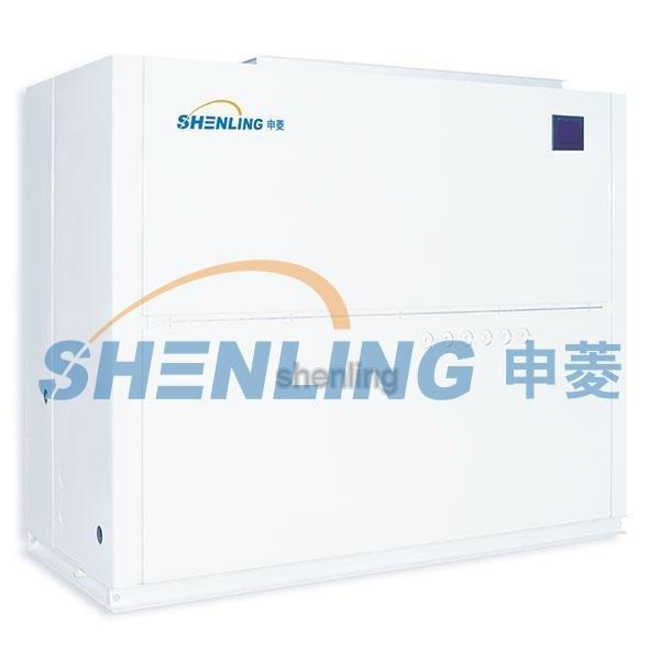 Constant temperature and humidity unit with double cold-sources