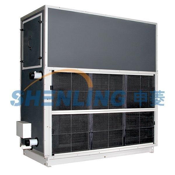 Cabinet fan coil unit