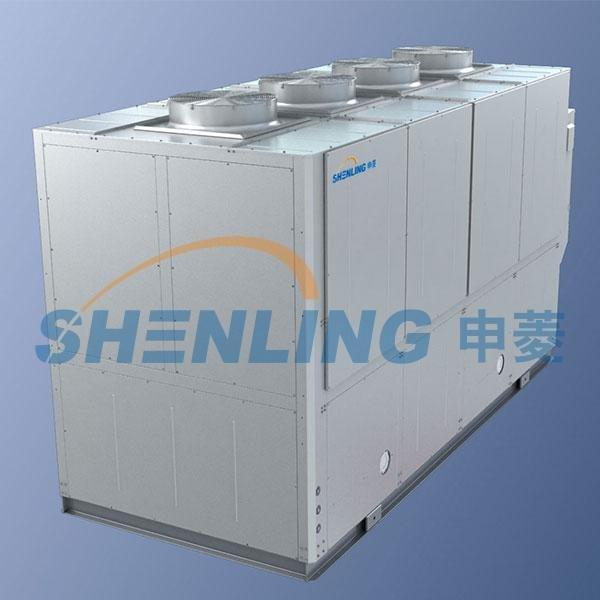 Integrated Evaporative Condensing Chiller